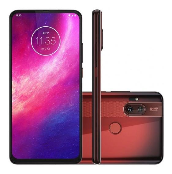 Smartphone Motorola One Hyper 128gb 4g Tela 6,5 Pol.