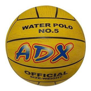 Balón Adx Para Waterpolo No 5 Peso Y Medida Reglamentaria