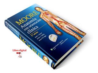 Anatomía De Moore En Pdf.