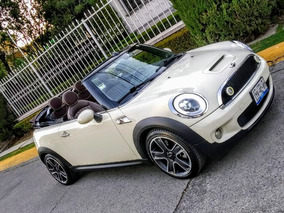 Mini Cooper 2010 S Hot Chili Convertible Piel Automatico