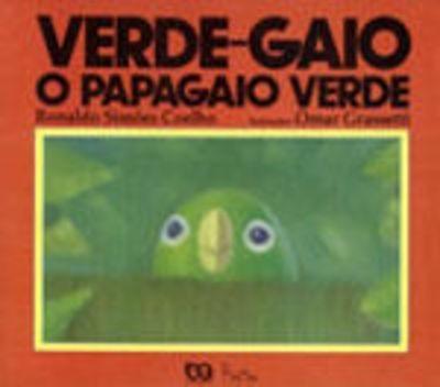 Verde-gaio O Papagaio Verde Ronaldo Simões Coelho
