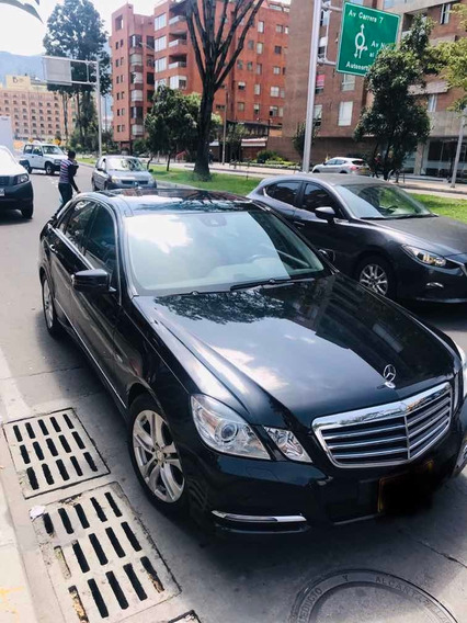Mercedes-benz Clase E E-250 Avant-garde