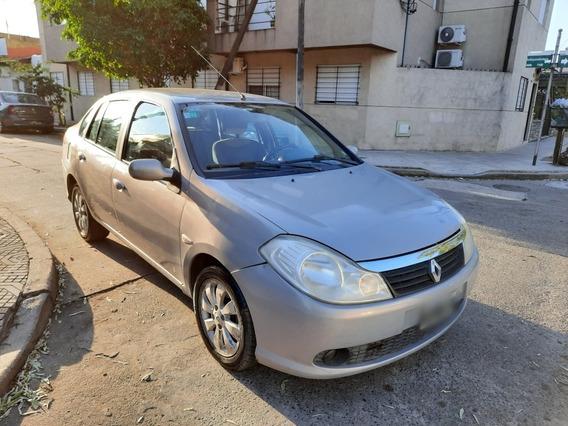 Renault Symbol 1.6 Luxe $170mil Y Cuotas El Mas Full