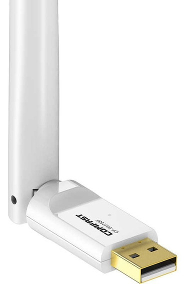 Placa De Red Usb Wifi Comfast Cf-758f