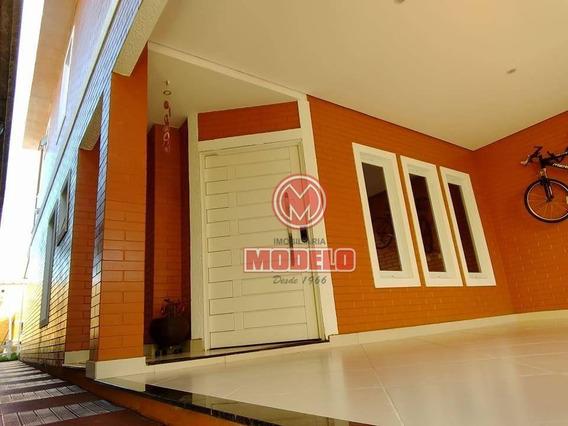 Casa À Venda Por R$ 500.000 - Nossa Senhora Aparecida 1 - Saltinho/sp - Ca2589