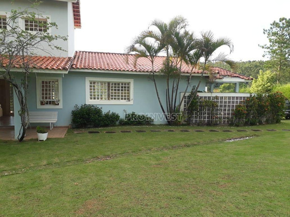 Chácara Com 5 Dormitórios À Venda, 5000 M² Por R$ 1.200.000,00 - Pinheirinho - Itu/sp - Ch0249