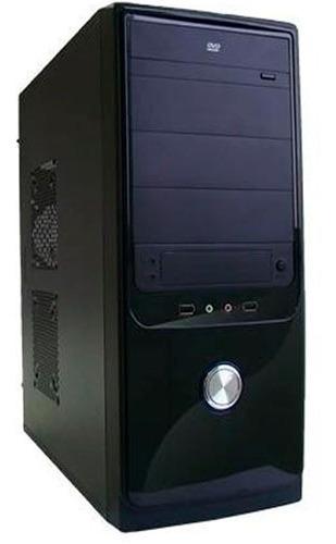 Cpu, Pc Core 2 Duo 4gb Hd 160 Wifi Win7 + Gravador Cd/dvd