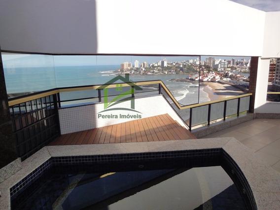 Apartamento A Venda No Bairro Praia Do Morro Em Guarapari - - 230-15539