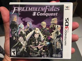 Fire Emblem Fates - Conquest