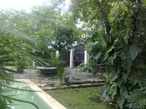 Casa Con Alberca En Renta Alamos 1 Cancun
