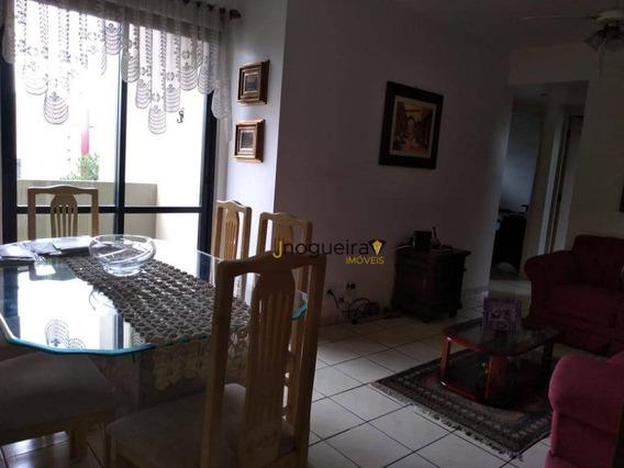 Apartamento Com 3 Dormitórios À Venda, 72 M² Por R$ 440.000 - Jardim Luanda - São Paulo/sp - Ap13286