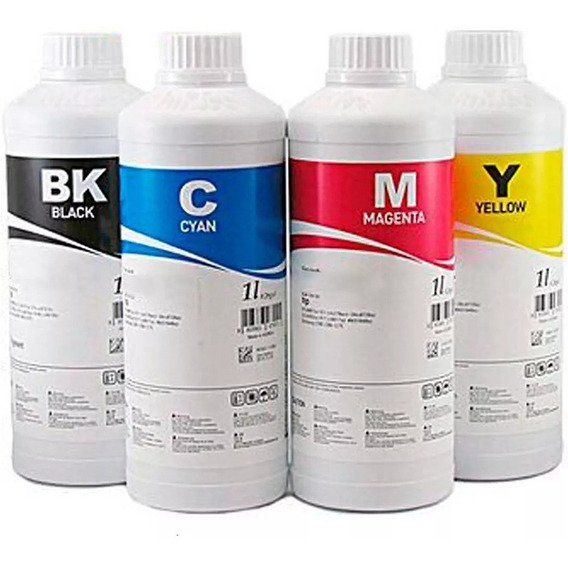 Tinta Sublimatica Inktec Transfer L Xp Tx Cartucho 4 X 100ml