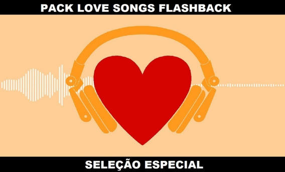 Pack Love Song Flashback Anos 80,90,00