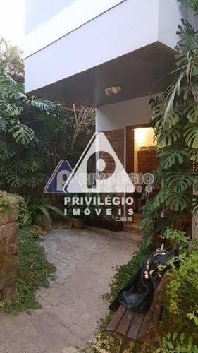 Casa Em Condomínio À Venda, 3 Quartos, 1 Suíte, 2 Vagas, Itanhangá - Rio De Janeiro/rj - 23771