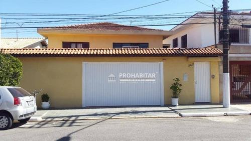 Sobrado Com 4 Dormitórios, 250 M² - Venda Por R$ 1.200.000,00 Ou Aluguel Por R$ 4.000,00/mês - Interlagos - São Paulo/sp - So3192