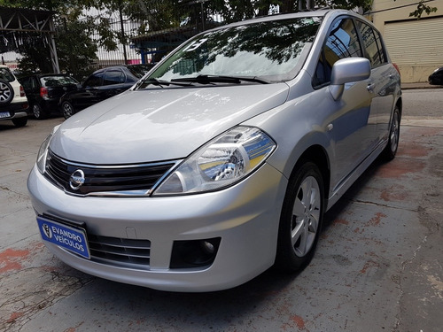 Nissan Tiida 2013 1.8 Sl Flex Aut. 5p