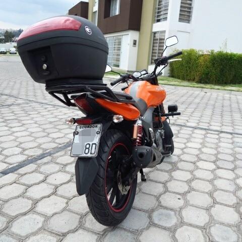 Moto Keeway Rkv 200 Excelente Estado
