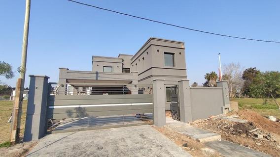 Venta Casa 4 Dorms. C/pileta - 488 E133 Y 134 - La Plata