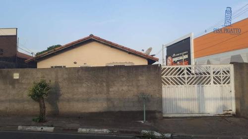 Casa Com 2 Dormitórios À Venda, 95 M² Por R$ 350.000,00 - Alto De Pinheiros - Paulínia/sp - Ca2331