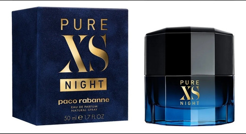 Perfume Importado Paco Rabanne Pure Xs Night 50 Ml.