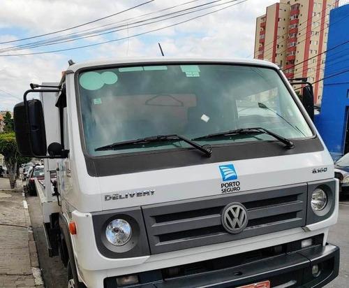 Caminhão Guincho 8.160  Plataforma Phc 6 Mts Com Asa Delta