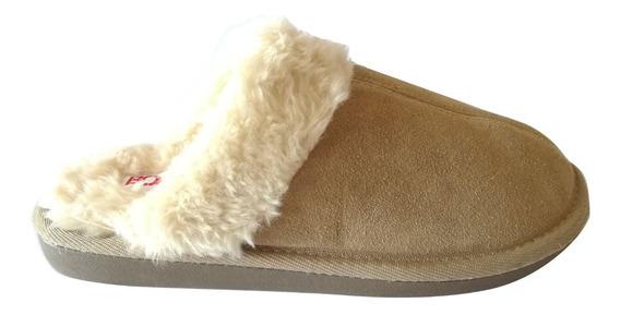 Pantuflas Zapatos Descanso Reno Bongo Nro. 37 Envio Gratis