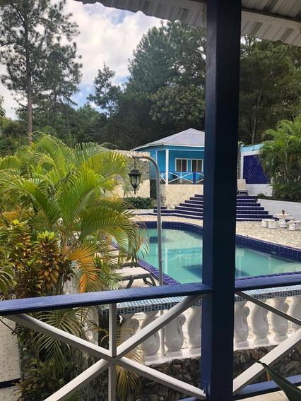 Villa Campestre En Lomas Lindas Para Eventos O Estadías