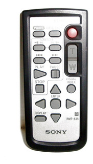 Control Remoto Original Para Camara Sony Rmt-835