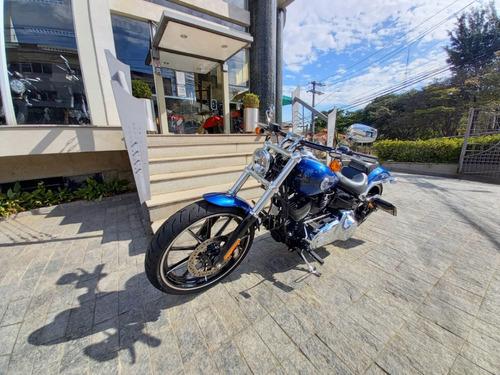 Imagem 1 de 8 de Harley-davidson Softail Breakout