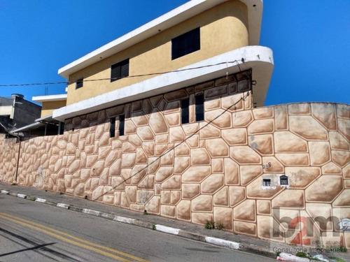 Sobrado Com 4 Dormitórios À Venda, 550 M² Por R$ 800.000 - Santo Antônio - Osasco/sp - So0611