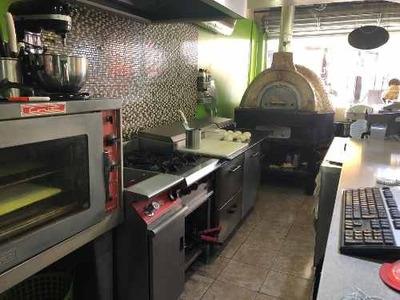 Traspaso Restaurante En Coyocán Para Comida Italiana