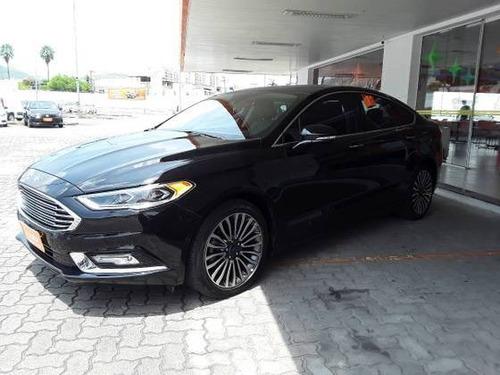 Imagem 1 de 9 de Ford Fusion 2.0 Titanium Awd 16v Gasolina 4p Automático