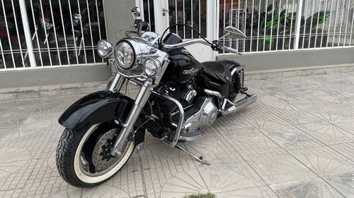 Imagen 1 de 15 de Harley Davidson 1450cc Road King Custom Hobbycer Bikes