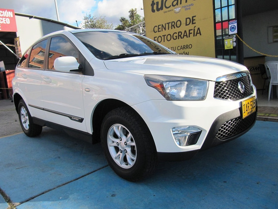 Ssangyong Actyon Mt 2300 4x4