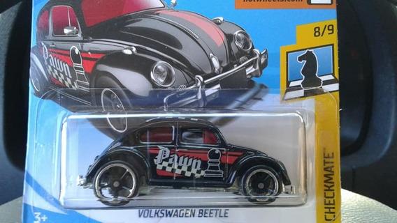 Miniatura Vw Fusca Mainline 2018 Hot Wheels Nova/lacrada !!!