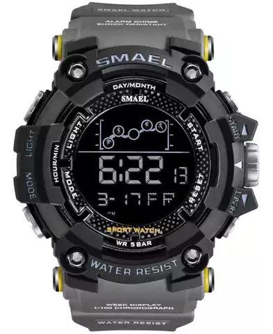 Relógio Militar Smael A Prova D