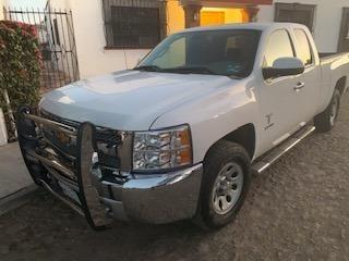 Silverado Cab. Ext. 2013
