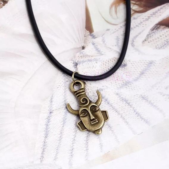 Colar Amuleto Dean Winchester