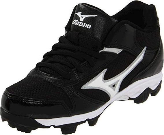 Zapatos Botín Mizuno 9-spike Franchise 6 Mid Beisbol Softbol