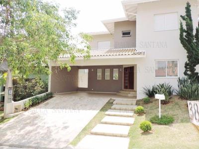 Casa Para Locação No Condomínio Recanto Dos Paturis Em Vinhedo - Ca0284 - 4903555