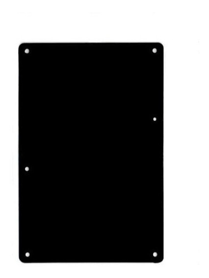 Escudo Traseiro ( Back Plate) Floyd Rose P/ Guitarra Strato