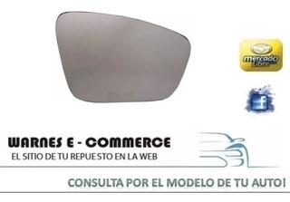 Pasajero Izquierdo Espejo CONVEX Ala Vidrio Para Dacia Sandero 2007-2018 364 LS