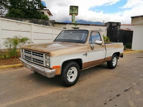 Chevrolet C10 Año 81 En Impecables Condiciones