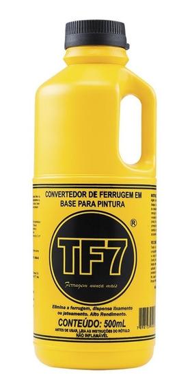 Convertor De Ferrugem Base Tf7 P/ Pintura S/ Lixar 500g
