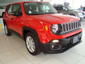 Jeep Renegado Sport Motor 1.8l 16v 4 Cil.
