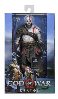 Neca God Of War 4 Kratos 7