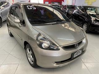 Fit Lxl 1.4 Gasolina Completo 2005 Lindo Impecavel !!