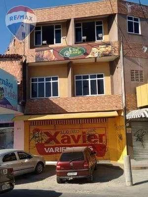 Prédio Comercial À Venda Com Apartamento Jereissati I, Maracanaú - Pr0005