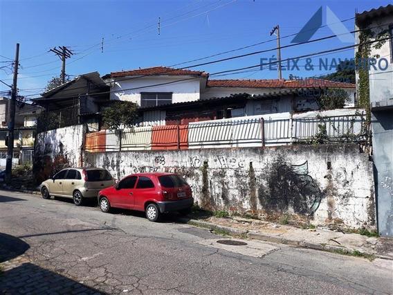Terreno 238 M² Com Casa Velha - 1579