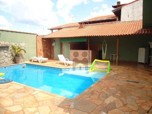 Imagem 1 de 14 de Casa Com 4 Dormitórios À Venda, 300 M² Por R$ 635.000,00 - Residencial E Comercial Palmares - Ribeirão Preto/sp - Ca0632